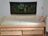Pokoj pro dva-pec s kachlovými kamny