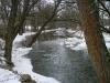 Moravská Dyje u chalupy-Modletický most