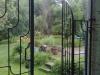 Brána ze dvora do zahrady