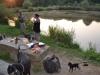 Rybolov na Dolnim rybníku