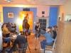 Snim spontanes netzwerk für improvisierte musikovisierte musik