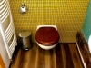 Velký apartmán-žlutý pokoj-koupelna