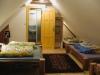 Velký apartmán-žlutý pokoj s koupelnou-pět lůžek