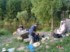 Rybaření na Dolnim rybníku
