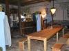 Stůl v letní kuchyni pro 16 hostů s barem 24 hostů a více