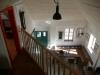 Velký apartmán-pohled z galerie