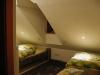 Velký apartmán-oranžový pokojn s koupelnou-čtyry lůžka